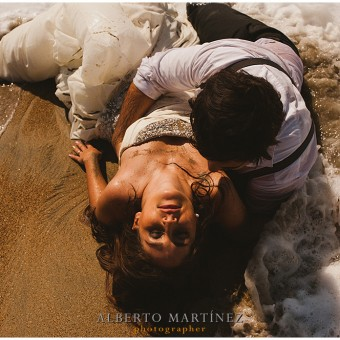 Trash The Dress Peña Blanca Colima, Aly y Joel