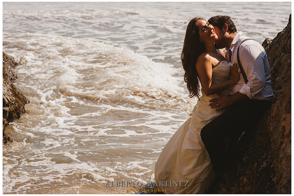 trash the dress peña blanca manzanillo